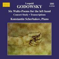 Godowsky - Six Waltz-Poems, Concert Study, Transcriptions | Marco Polo 8225364