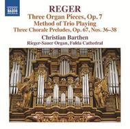 Reger - Organ Works Vol.16 | Naxos 8572909
