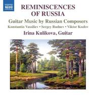 Reminiscences of Russia | Naxos 8573308