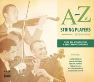 The A�Z of String Players