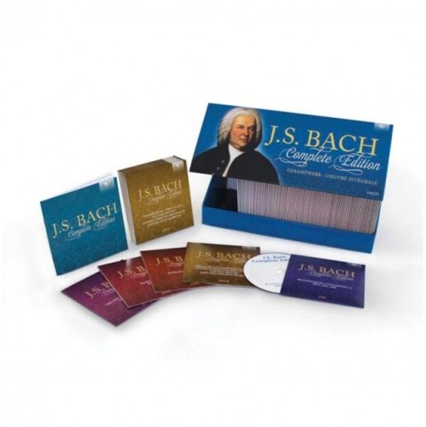 Bach - The Complete Edition | Brilliant Classics 94940BR
