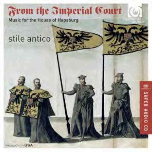 From the Imperial Court: Music for the House of Hapsburg | Harmonia Mundi HMU807595