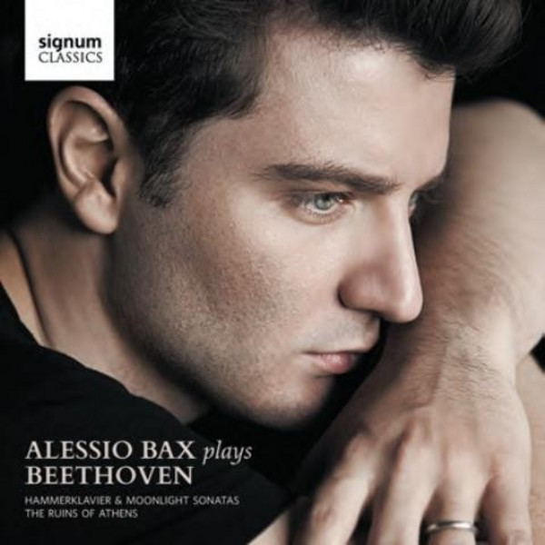 Alessio Bax plays Beethoven | Signum SIGCD397