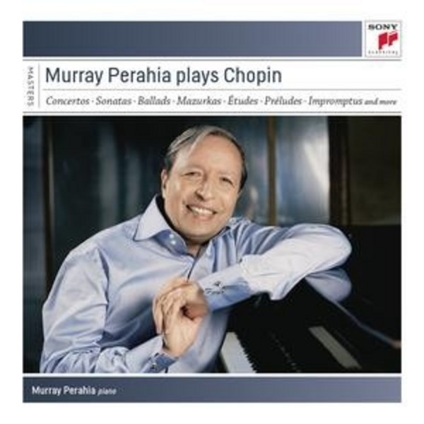 Murray Perahia plays Chopin | Sony - Classical Masters 88843062432