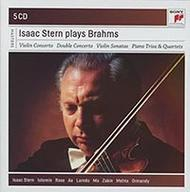 Isaac Stern plays Brahms | Sony - Classical Masters 88843061362