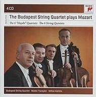 The Budapest String Quartet plays Mozart | Sony - Classical Masters 88843063512