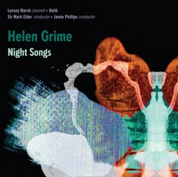 Helen Grime - Night Songs | NMC Recordings NMCD199