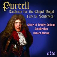 Purcell - Anthems for the Chapel Royal | Alto ALC1268