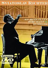Richter plays Schumann & Russians | Parnassus PDVD1203