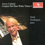 Copland - Complete Solo Piano Works Vol.2 | Centaur Records CRC3240