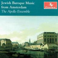 Jewish Baroque Music from Amsterdam | Centaur Records CRC3348
