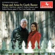 Songs and Arias by Garth Baxter | Centaur Records CRC3359