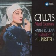 Callas: Mad Scenes | Warner 2564634014