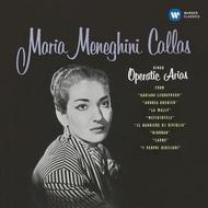 Maria Callas sings Operatic Arias | Warner 2564634013