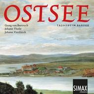 Ostsee: Church Music by Bertouch, Theile & Vierdanck | Simax PSC1330