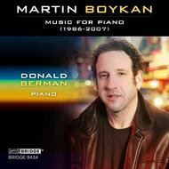 Martin Boykan - Music for Piano 1986-2007 | Bridge BRIDGE9434