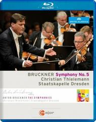 Bruckner - Symphony No.5 (Blu-ray) | C Major Entertainment 717904