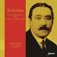 Turina - Complete Music for Strings and Piano | Cedille Records CDR90000150
