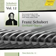 Schubert - Piano Works Vol.12 | Haenssler 98618