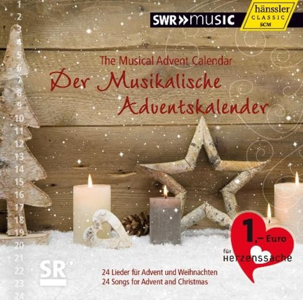 The Musical Advent Calendar 2014 | Haenssler 93322