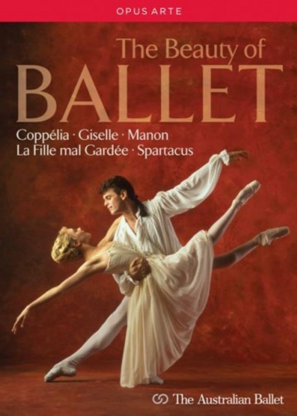 The Beauty of Ballet | Opus Arte OAF4030BD