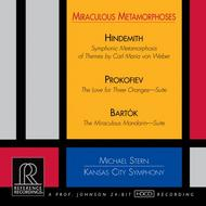 Miraculous Metamorphoese | Reference Recordings RR132SACD
