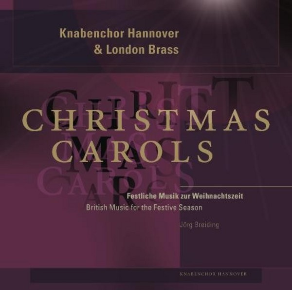 Christmas Carols: British Music for the Festive Season | Rondeau ROP7017