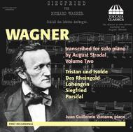 Wagner transcribed August Stradal for solo piano Vol.2 | Toccata Classics TOCC0192