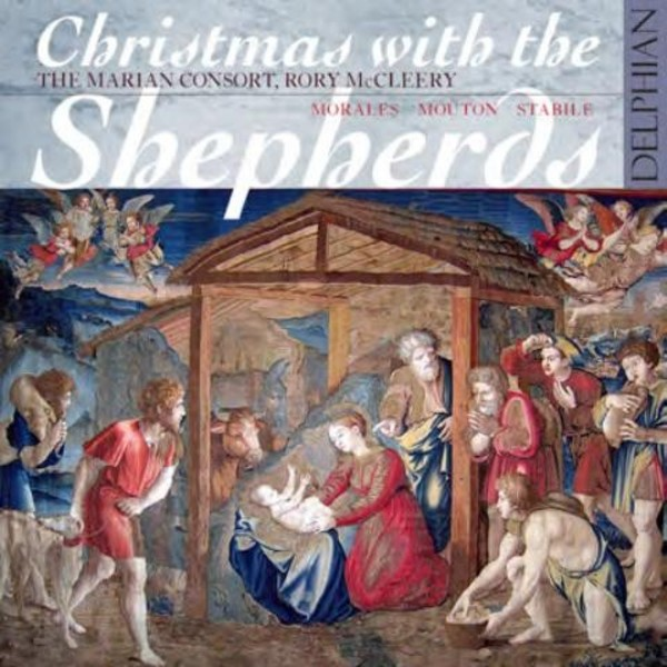 Christmas with the Shepherds | Delphian DCD34145