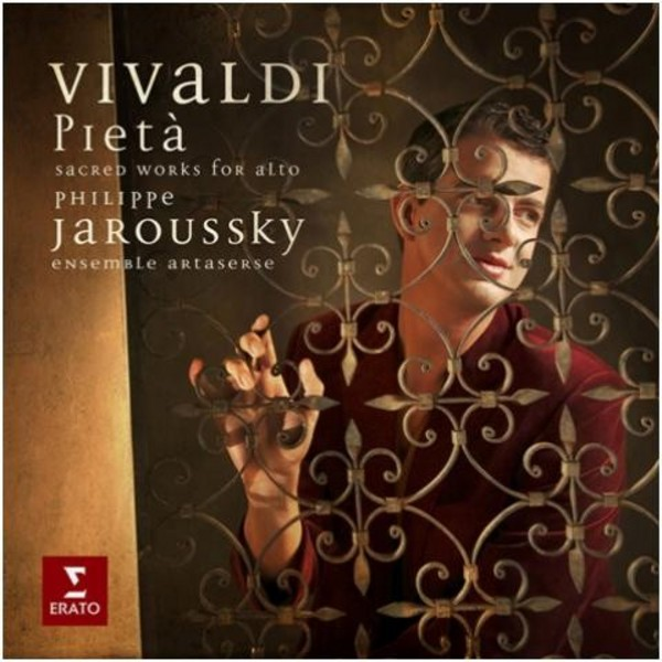 Vivaldi - Pieta: Sacred works for alto (CD) | Erato 2564625810