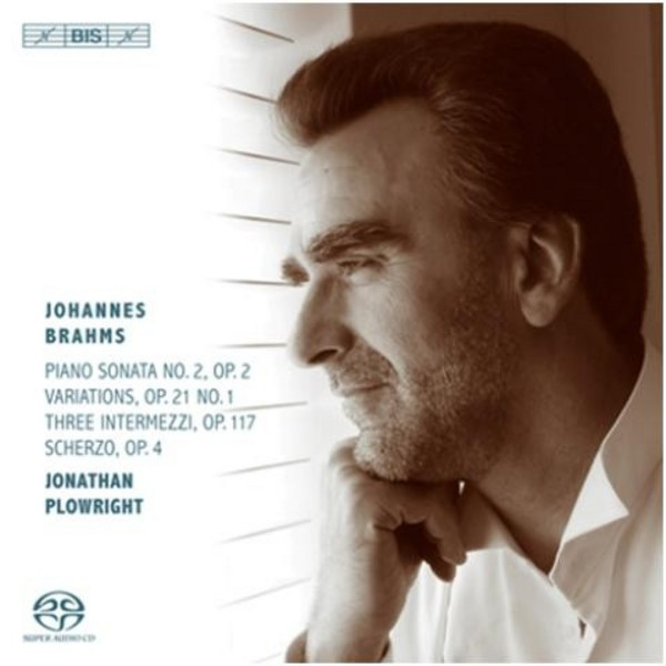 Brahms - Works for Solo Piano Vol.2 | BIS BIS2117