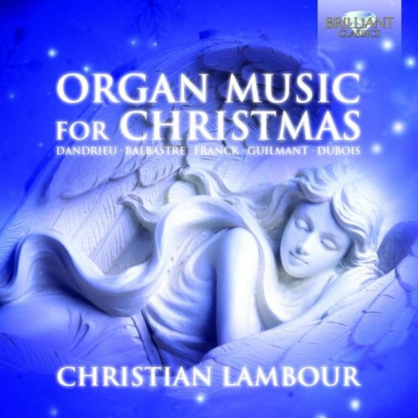 Organ Music for Christmas | Brilliant Classics 94101BR