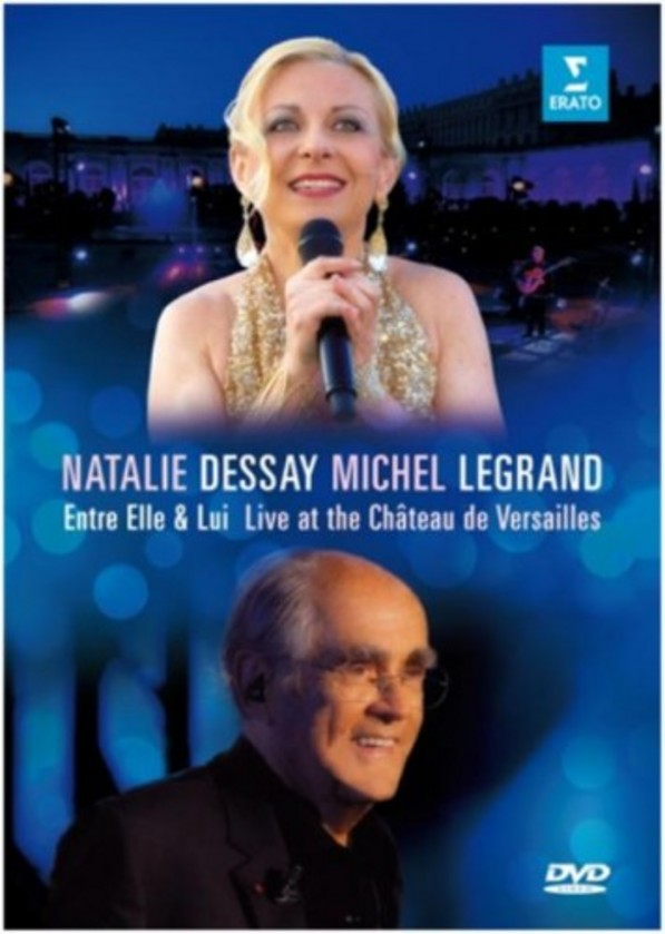 Entre Elle & Lui: Live at the Chateau de Versailles (Blu-ray) | Erato 2564621917