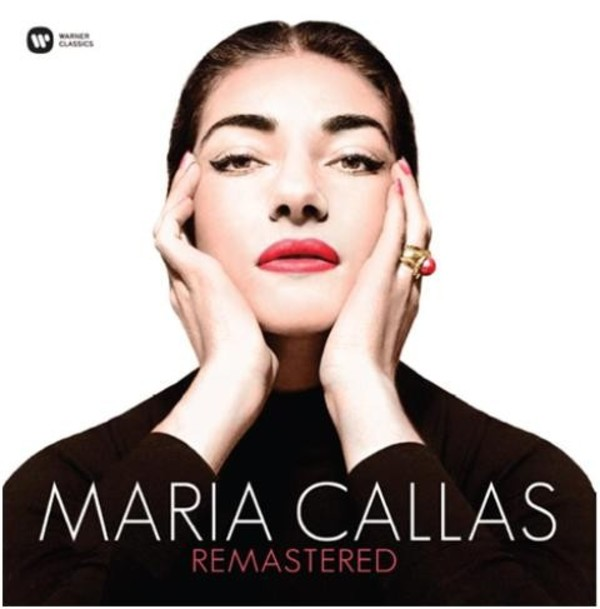 Maria Callas Remastered (LP) | Warner 2564624295