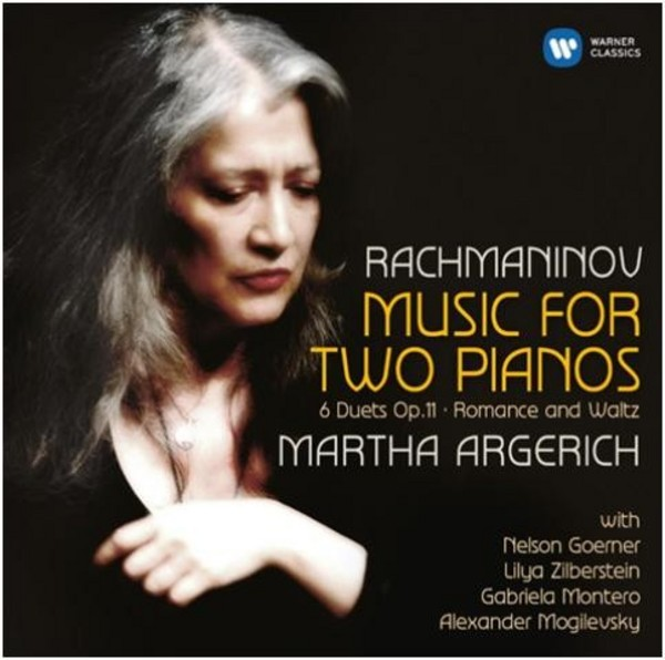 Rachmaninov - Music for Two Pianos | Warner 2564623594