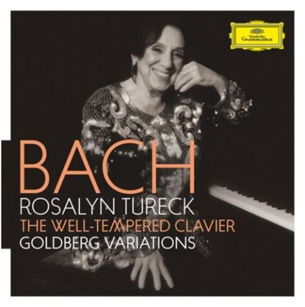 J S Bach - The Well-Tempered Clavier, Goldberg Variations | Deutsche Grammophon 4794177