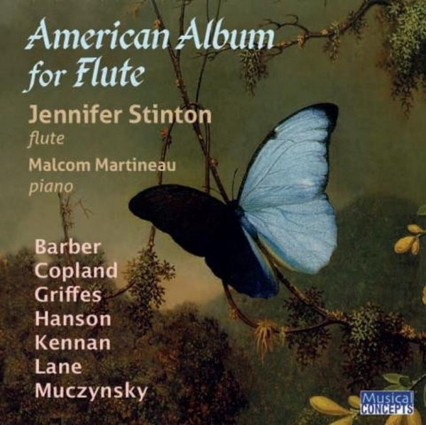 American Album for Flute | Musical Concepts MC153