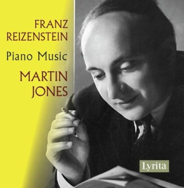 Franz Reizenstein - Piano Music | Lyrita SRCD2342