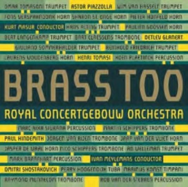 Brass Too | RCO Live RCO14010