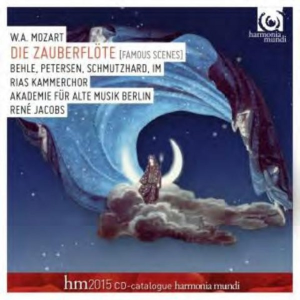 Mozart - The Magic Flute: Famous Scenes | Harmonia Mundi HMX2908716