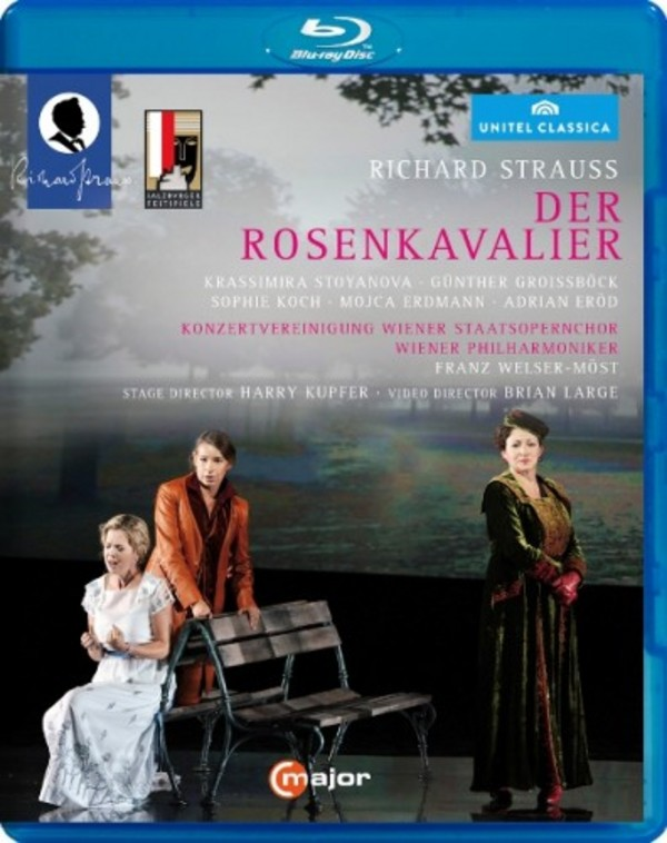 R Strauss - Der Rosenkavalier (Blu-ray) | C Major Entertainment 719404