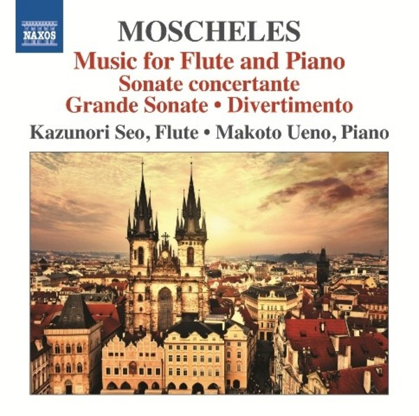 Moscheles - Works for Flute and Piano | Naxos 8573175