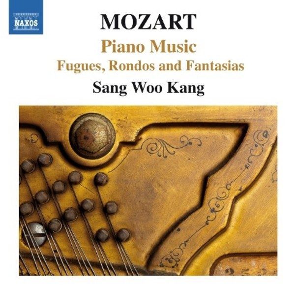 Mozart - Piano Music: Fugues, Rondos and Fantasias | Naxos 8573114