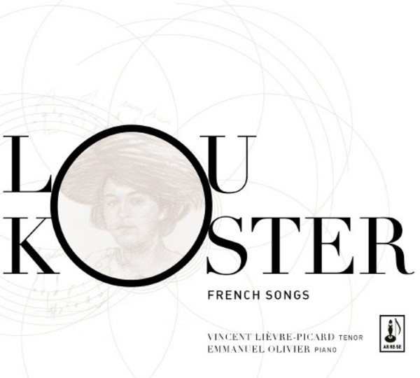 Lou Koster - French Songs | Ar Re Se AR20142