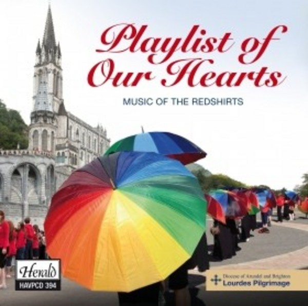 Playlist of our Hearts: Music of the Redshirts | Herald HAVP394