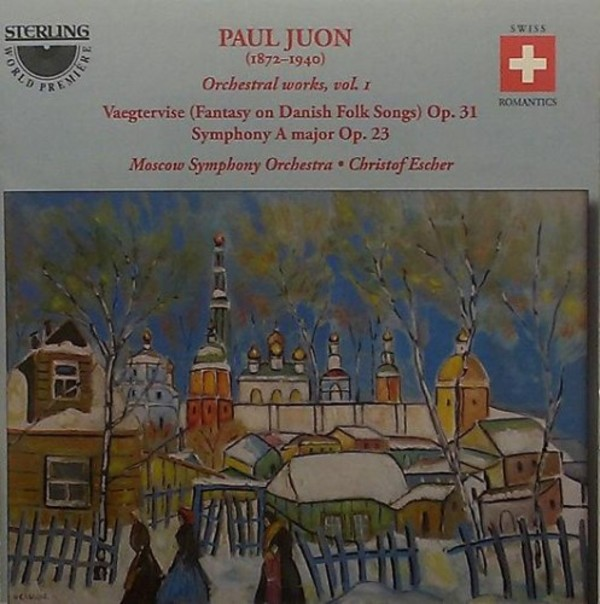 Paul Juon - Orchestral Works Vol.1