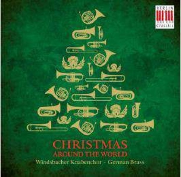 Christmas around the World | Berlin Classics 0300610BC