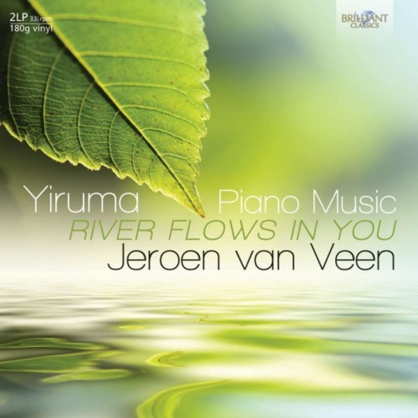 Yiruma - River Flows in You: Piano Music (LP) | Brilliant Classics 90004BR