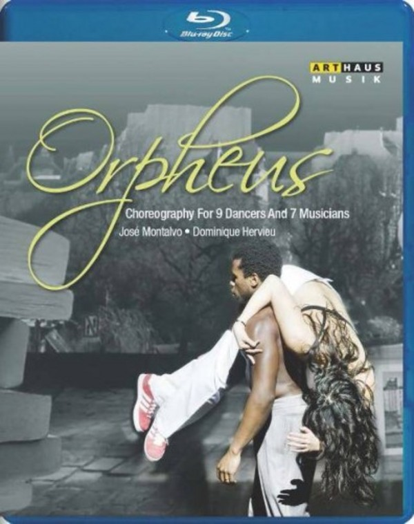 Orpheus: Choreography for 9 Dancers and 7 Musicians (Blu-ray) | Arthaus 108124