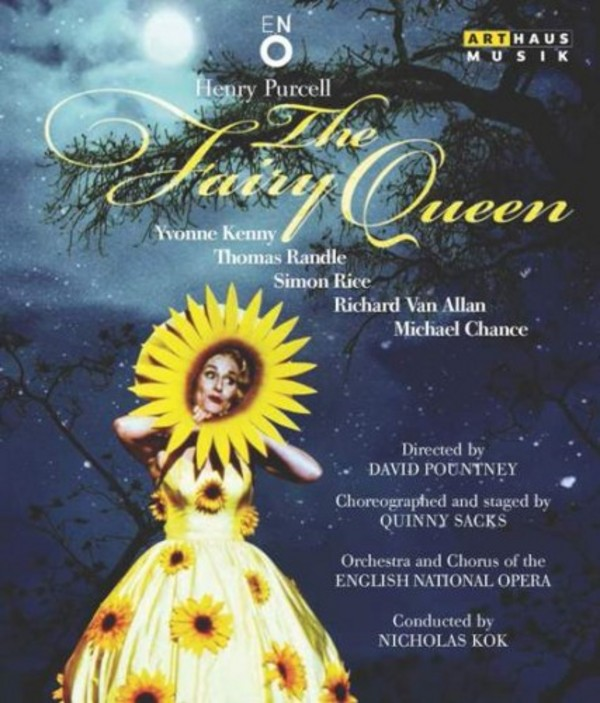 Purcell - The Fairy Queen (Blu-ray) | Arthaus 108128